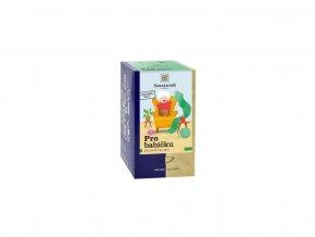 Bio bylinný čaj Pro babičku 27g