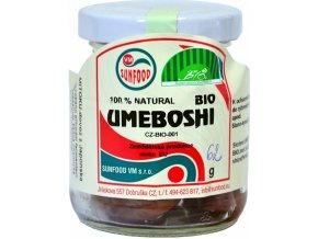 UMEBOSHI BIO 60g SUNFOOD