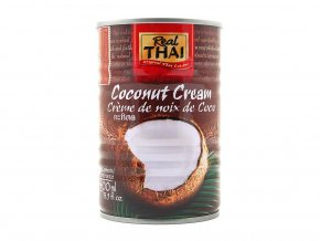 kokosovy krem real thai 400 ml