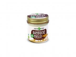 Bio Bambucké máslo nerafinované 120ml