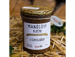 mandlovy cokolada 390