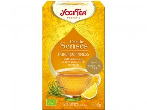 Bio Čiré štěstí yogi tea 20x2,2g