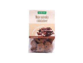 Bio MOJE SUŠENKY kakaové s kokosem 130g BIONEBIO