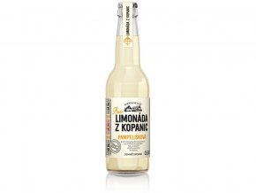 Bio Limonáda z Kopanic pampelišková 0,33l