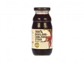Šťáva 100% řepovo-jablková 0,2 l