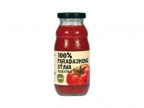 Šťáva 100% rajčatová 0,2 l
