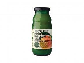 Šťáva 100% pomarančovo-jablková 0,2 l