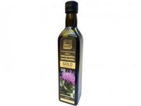 Panenský olej z ostropestřce mariánského 500 ml - GOLD