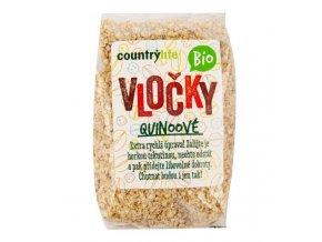 quinoove vlocky
