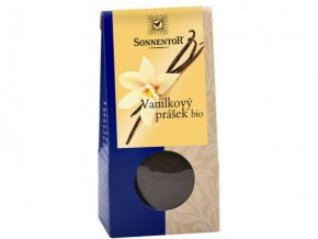 Bio Vanilkový prášek mletý 10g Sonnentor