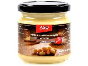 Pasta z makadamovych orechu 180g r