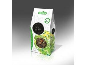 Sypaný čaj Wellness 3D detox bylinny