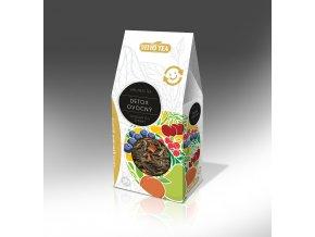 Sypaný čaj Wellness 3D detox ovocny