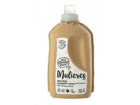 Mulieres Koncentrovaný prací gel (1,5 l) - bez vůně - i pro extra citlivou pokožku