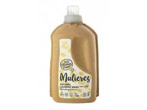 Mulieres Koncentrovaný prací gel (1,5 l) - svěží citrus