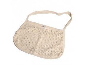 Re-Sack Nákupní taška s drobnými oky - s dlouhými uchy pro pohodlné nošení