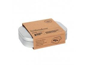 72408 hydrophil nerezove pouzdro na mydlo 1 ks