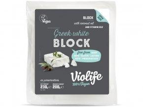 Blok řecký bílý 200g