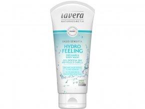 Basis Sprchový gel na tělo i vlasy 200ml - Hydratující osvěžení 2v1