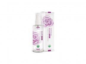 Bio Růžová voda z Rosa Damascena sprej 100ml
