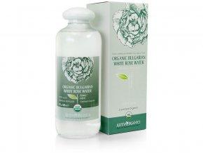Bio Růžová voda z bílé růže 500ml