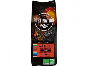 74079 bio zrnkova kava mexiko destination 250g