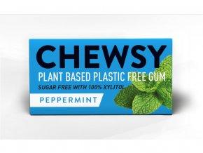 Žvýkačky Chewsy Peppermint 15g