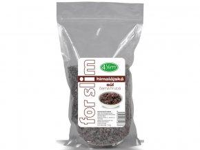 Himalájská sůl černá hrubá 1kg