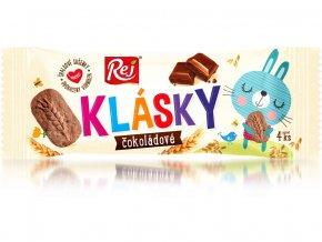 Klásky špaldové sušenky čokoládové 34g