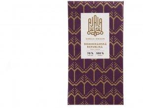 Bio výběrová čokoláda 70% Dominikánská rep. 45g