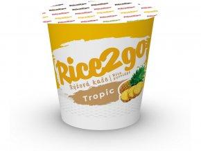 74436 instantni ryzova kase tropic rice2go 40g
