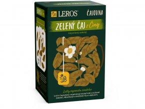 Zelený čaj Čajovna 20x2g