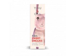 You & Oil KIDS Směs esenciálních olejů pro děti - Sladké sny (10 ml)
