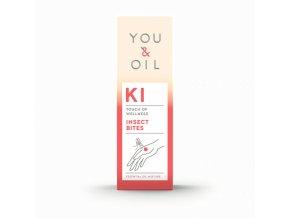 You & Oil KI Směs esenciálních olejů - Na štípance (5 ml)
