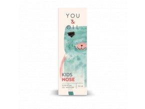 You & Oil KIDS Směs esenciálních olejů pro děti - Ucpaný nos (10 ml)