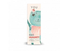 You & Oil KIDS Směs esenciálních olejů pro děti - Imunita (10 ml)