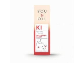 You & Oil KI Směs esenciálních olejů - Porucha spánku (5 ml)