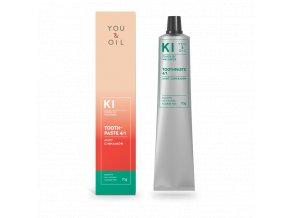 You & Oil Zubní pasta 4/1 - Bělicí (70 g) - s aromaterapeutickými účinky