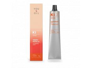 You & Oil Zubní pasta 5/1 - Posilující (70 g) - s aromaterapeutickými účinky