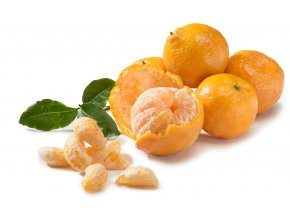 mandarinky mrazene