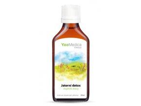 YaoMedica Jaterní detox 50 ml