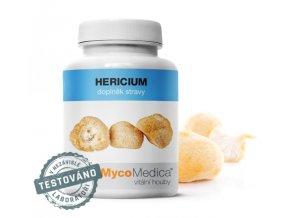 MycoMedica Hericium 90 tobolek