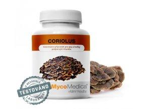 76182 2 mycomedica coriolus 90 kapsli