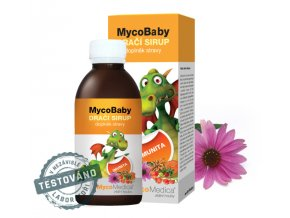 MycoMedica MycoBaby - dračí sirup 200ml
