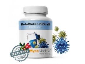 MycoMedica Betaglukan BIOcell 90 kapslí