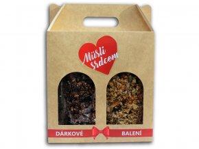 76976 darkove baleni musli 2x200g paleo belg cokolada