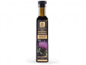 51471 1 panensky olej z ostropestrce marianskeho 250 ml gold lahvicka