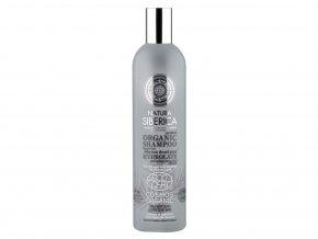 Šampon pro všechny typy vlasů objem a výživa 400ml
