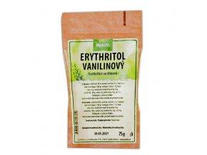 erythritol vanilka