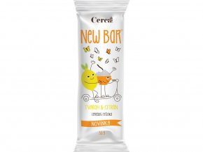 78119 cerealni tycinka new bar tvaroh citron 28g